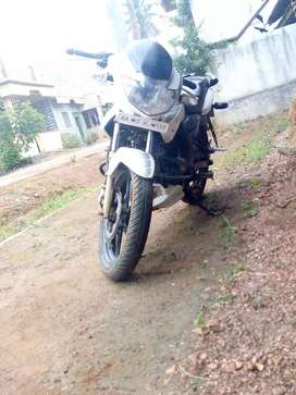 Apache RTR 180 in good condition