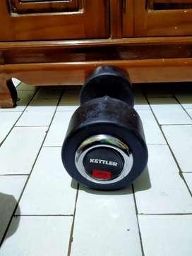 Dumbbell fix kettler 20kg original