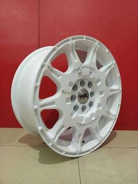 tersedia Velg WRX murah surabaya Ring16x7 Bisa buat brio clya sigra