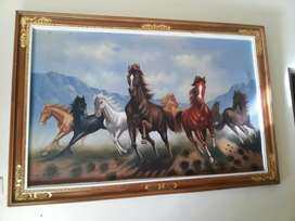 Lukisan Cantik 1 set