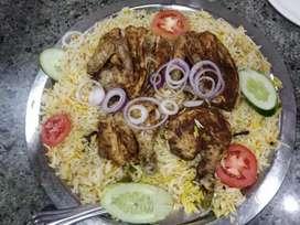 Biriyani experienced & Cook