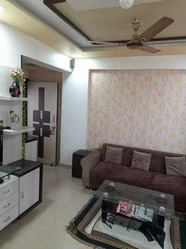 3bhk Furnished flat at PATEL COLONY near main road