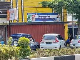Ruko di jln besar pusat kota Malang