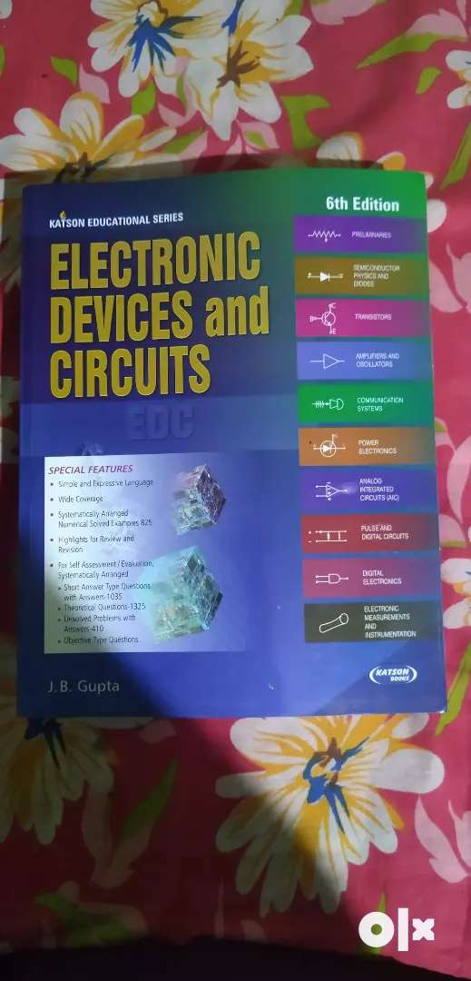 Electronic devices and circuits 0