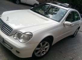 Mercedes-Benz C-Class 200 CDI Classic, 2007, Diesel