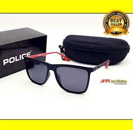 Kacamata Sunglasses Police 605 Polarized TERBARU