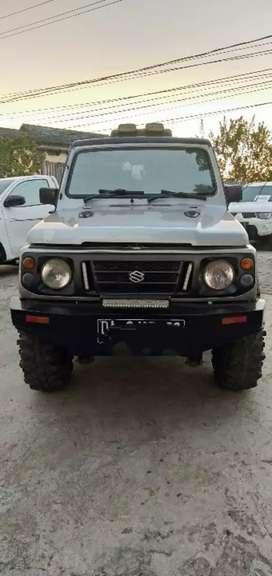 Suzuki caribian langka