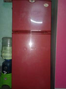 Fridge I'm selling for payment in cash in my hand transfer  to bank