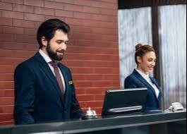 Good Looking Smart Receptionist Male Need Near Ludhiana Bus Stand