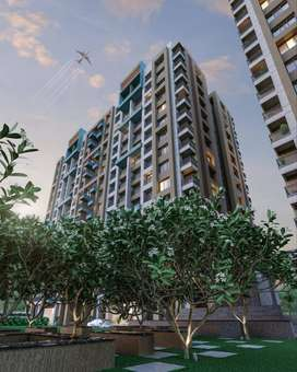 ~@3BHK flat% Book at anand avenue/ only ₹51000 Pay/