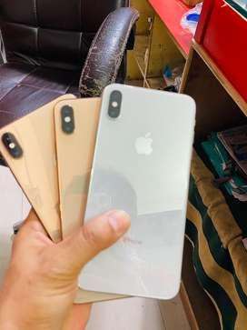 iphone X 64Gb silver 35500