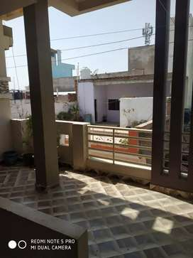 1 bed room a big hall separate kitchen lat bath include balcony also.