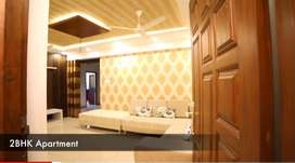 LUXURIOUS LIFESTYLE - GATED COMMUNITY WITH ALL AMENITIES - 1,2,3 BHK
