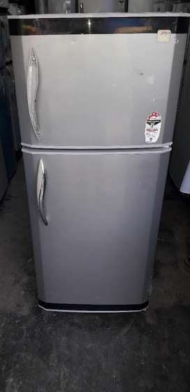 Goodrej Eon silver colour double door refridgerator