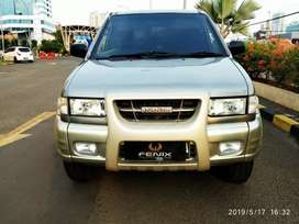 Isuzu phanter LG manual 2002