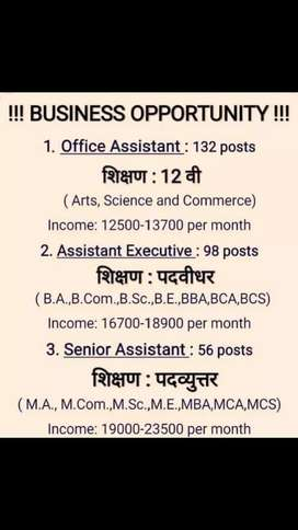 requirement of employees for official work