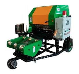A NEW FULL AUTOMATIC SILAGE BALER & WRAPPER MACHINE 130-150KG FOR SALE