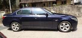 BMW 5 Series 520d Sedan, 2009, Diesel