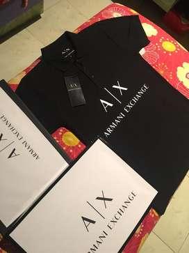 Black Logo Tshirt