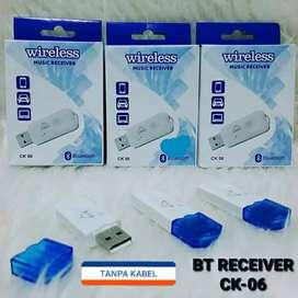 Bluetooth Receiver tanpa kabel