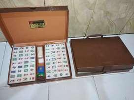 Mahjong jadul unik