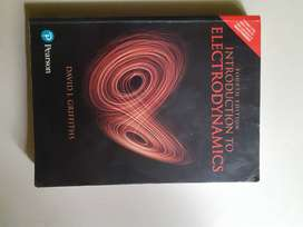 Introduction to Electrodynamics by David J Griffiths, 4th edition