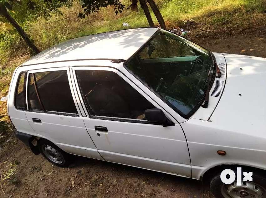 Maruti Suzuki 800 good condition 0
