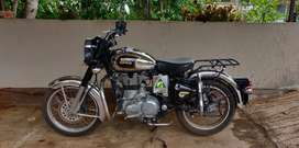 Royal Enfield Classic 500 Chrome