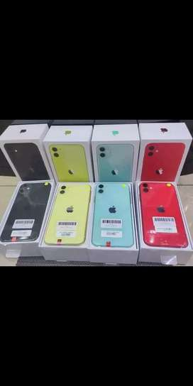 Iphone 11 second like new bisa Kredit dan COD