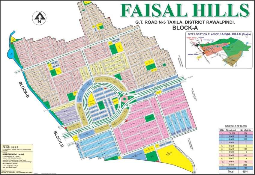 Faisal Hills Files For Sale on Reasonable Profit 0