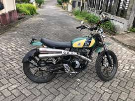 Yamaha Scorpio Scrambler 225