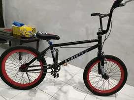 Sepeda BMX rakitan 20