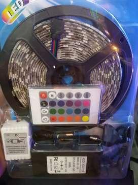 Atur Aksen Warnamu dengan Lampu Led Strip (Rgb SMD 5050)