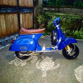 Vespa super th 72