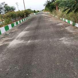Warangal National highway facing,  near by yadagirigutta temple