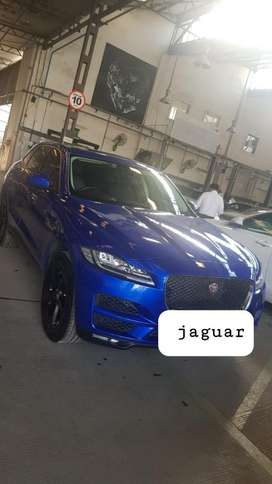 Jaguar Others, 2019, Diesel