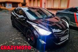Hyundai Elantra 2012-2015 SX AT, 2012, Diesel