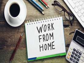 Work from Home | Stay Home & Safe