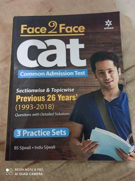 Cat previous 26 year question books