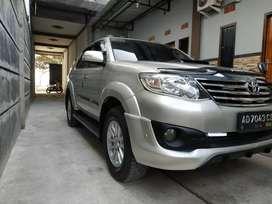 Fortuner Diesel AD Th. 2012
