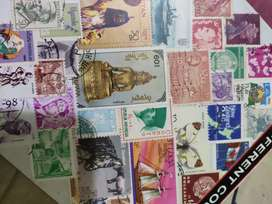 Rare collection stamps