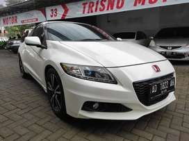 Crz 2013 hybrid
