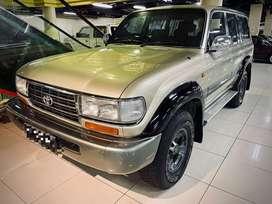 Toyota Land Cruiser VXR80 1997