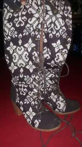 Sepatu jungle merk mukluks made in china size 9(38)