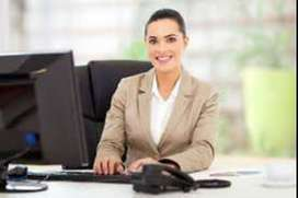 Receptionist & Front office