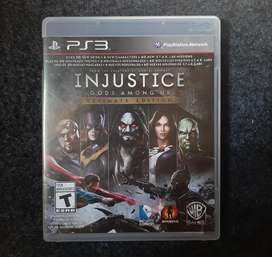 BD PS3 Injustice:Gods Among Us Second (R2)
