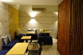 Running Cafe/Burger Joint for sale in DHA