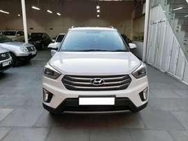 Hyundai Creta 1.6 SX Automatic, 2016, Petrol