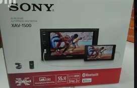 Sony Xav-1500 Car Music System