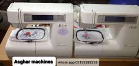 janome 8200 available with original accessories